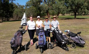 Ladies Opening group